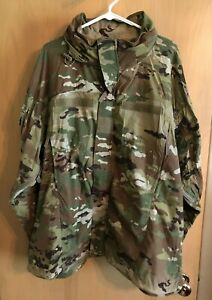 Jacket Soft Shell Cold Weather Multi Cam XL-Regular New without tags