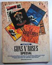 GUNS N'ROSES SPECIAL BAND SCORE JAPAN GUITAR TAB