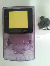 NL-HOUSING GAMEBOY COLOR TRANS PURPLE NEW