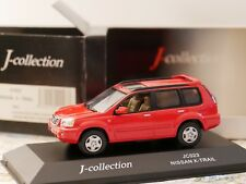 J-COLLECTION NISSAN X-TRAIL RED ART. JC023  1:43 DIE- CAST NEW