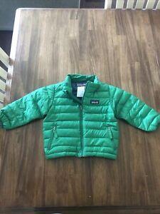 Patagonia Down Sweater Jacket Toddler 18 Months