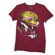 FSU Seminoles Football Helmet T-Shirt Size S