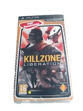 PSP Essentails Killzone Liberation PlayStation Portable Brand New Factory Sealed