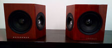 Kef Reference Series 206DS Dipole Surround Speaker Pair High Gloss Cherry ExDemo