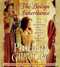 The Boleyn Inheritance by Philippa Gregory Audiobook (2006, CD, Abridged)