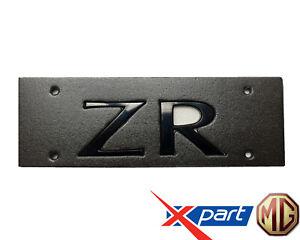 Genuine OE MG ZR Rear Badge Assembly - Black (Letters) DAT000030PMA