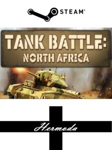 Tank Battle: North Africa Steam Key - for PC or Mac (Same Day Dispatch)
