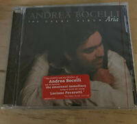 Aria The Opera Album Andrea Bocelli CD Classical Music Questa O Quella