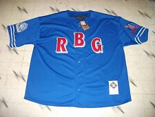 BRAND NEW W/ TAGS BROOKLYN ROYAL GIANTS NEGRO LEAGUE BASEBALL JERSEY NLBM SZ 5XL