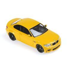 1:43 BMW Serie1 Coupé 2011 1/43 • MINICHAMPS 410020027