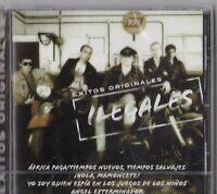 """CD - ILEGALES - EXITOS ORIGINALES  """" NEU in OVP VERSCHWEISST #J21#"""