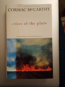 Cities of the Plain By Cormac McCarthy 1998 IMMACULATE