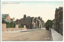 POSTCARDS-SCOTLAND-MOFFAT-PTD. Academy Street.