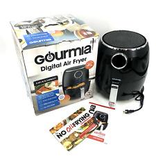 Gourmia Model - GAF-575 Digital Air Fryer 5QT./4.7L Capacity - Black #U1656