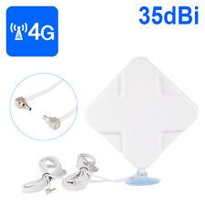 CRC9 35dBi Antenne Signal Amplifier Verstärker für HUAWEI 3G/4G LTE BI729