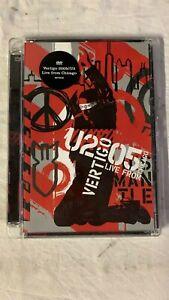 U2 ~ Vertigo 2005 ~  Live From Chicago