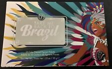 BH Cosmetics TAKE ME BACK TO BRAZIL PALETTE 35 Color BAKED Eye SHADOW **NEW**