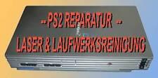 PS2 / Playstation 2 Laufwerk + Laser Reinigung / Reparatur