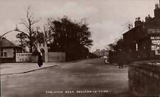 Carleton near Poulton le Fylde in Progress Series.