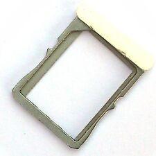 100% autentico HTC ONE X SIM Vassoio MINI RETE GSM CARD Slide Holder Bianco