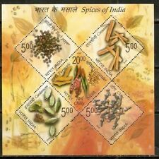 India 2009 Spices of India Herbal Medicine Phila-2466 M/s MNH