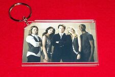 LEVERAGE  KEYCHAIN  Timothy Hutton & The Cast