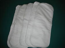 Large Brand New White Microfiber Inserts-You Choose Quantity EB