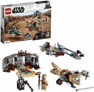 Lego Star Wars Trouble On Tatooine Mandalorian Brand New 75299
