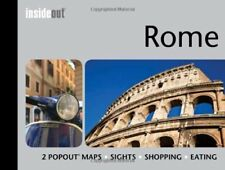 Rome InsideOut Map & Travel Guide: Handy pocket-size Rome city g... by InsideOut