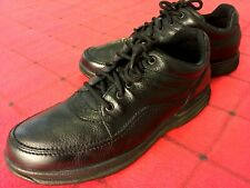 ROCKPORT MEN'S Sz 12 UPPER LEATHER WALKING COMFORTABLE WEAR QUALITY SHOES
