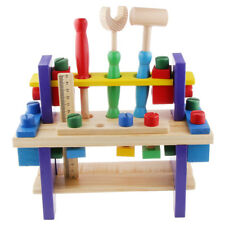 Baby Preschool Educational Wooden Combine Tools Nuts Sets Children Toys Gift