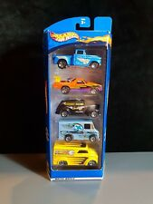 2000 Hot Wheels Sonic Special General Motors 5 Vehicle Pack Near Mint in Box