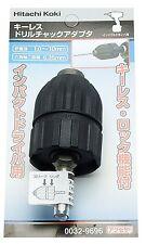 HITACHI KOKI / KEYLESS DRILL CHUCK (1-10mm) / 00329696