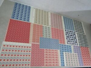 Nystamps G Mint NH US & BOB Air Mail stamp sheet collection