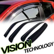 Rain/Wind Guard Vent Shade Deflector Window Visor 02-06 Chevy Avalanche/Suburban