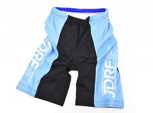Verge JDRF Men's Cycling Short Black/Blue XS Brand New