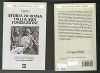 Storia di Roma dalla sua fondazione. Testo latino a fronte, LIVIO, BUR LIBRO IV