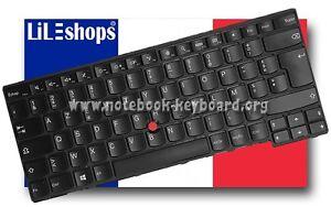 Clavier Français Original Pour Lenovo ThinkPad T460 MT 20FM 20FN NEUF