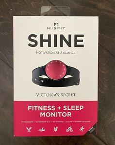 Victoria's Secret Mistfit Shine Fitness & Sleep Activity Tracker Monitor VS pink