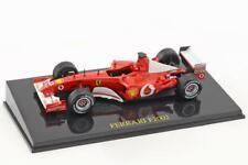 Scale model car 1:43, Ferrari F2002 No.1 Vodafone Schumacher