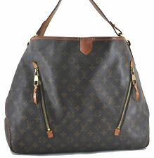 Authentic Louis Vuitton Monogram Delightful GM Shoulder Bag M40354 LV B8611