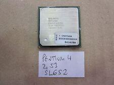 Procesador Intel Pentium 4 2,53 GHz SL6S2 Socket 478 CPU FUNCIONANDO