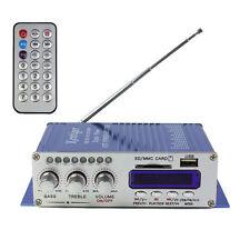 Mini 2CH 200W Power HiFi Audio Stereo AMP Amplifier For ipod Car Home MP3 FM BL