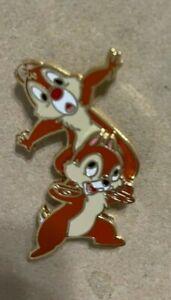 Disney Pin WDW Chip 'n' Dale Balancing Moving