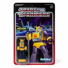 Transformers ReAction Bumblebee Figure by Super7