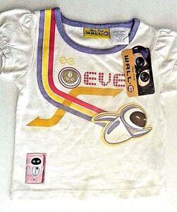 Girl'sDisney's Wall-e  t-shirt 12 months