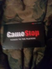 Game Stop * Used Collectible Gift Card NO VALUE * SV1901626