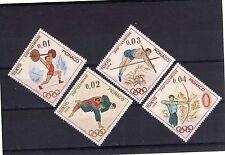 Monaco 1964 Olimpiadi Tokio MNH