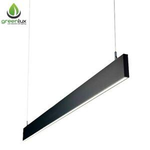1800(L)x 25(W)x 100mm(H) Linear Pendant LED Up/Down 2x36W Light-CHAIN Series
