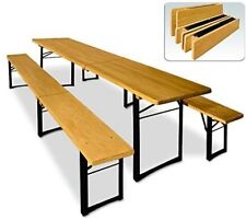Wooden Up to 8 Seats 3 Pieces Garden & Patio Furniture Sets